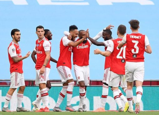 Arsenal Beat Man City To Reach Record 21st FA Cup Final