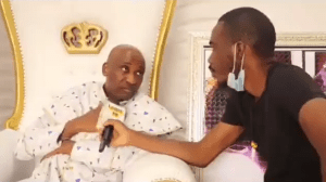 CAMA: They have not born the person that will take over my church, Primate Ayodele blows hot