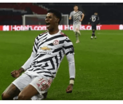 UCL: Rashford seals late win for Man. United, as Chelsea hold Sevilla