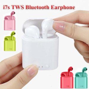 Wireless Headphones Bluetooth Earphone Black/White Color