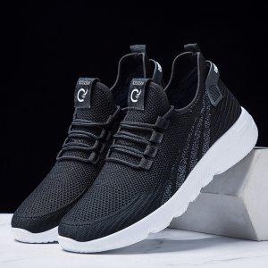 Light Running Shoes Comfortable Casual Men's Sneaker Wear-resistant