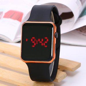 Men Sport LED Watches Casual Men's Digital Clock