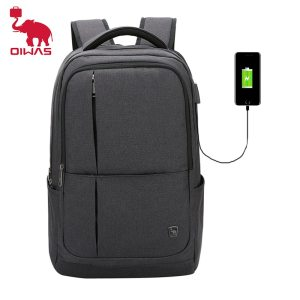 Backpack With USB Charging Men's Backpacks