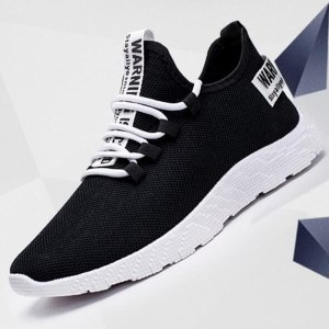 Men's Casual Shoes Mesh Breathable Man Casual Shoes