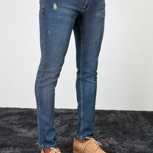 Trendyol Men Harrow Destroylu Skinny Jeans New TMNAW20JE0437
