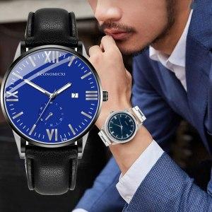 Wrist Watch Men Watches Luxury Wristwatch Men's Clock Quartz Sport Watch
