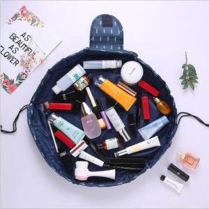 Travel Handbag Purse Large liner Lady Makeup Cosmetic Bag