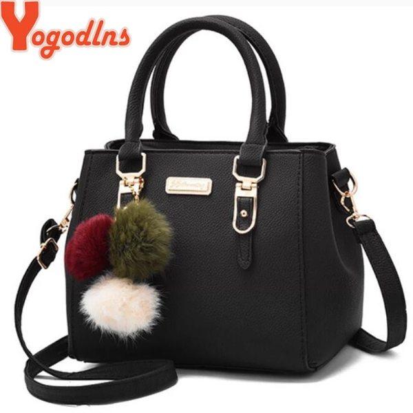 Women beading pendant handbag ladies embossed shoulder bag ladies
