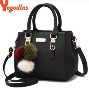 Women beading pendant handbag ladies embossed shoulder bag ladies