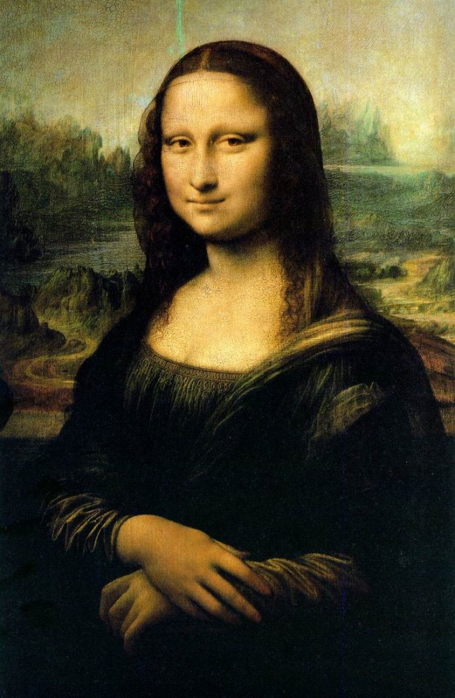 Mona Lisa: The Tramp Behind the Smile (6/6)