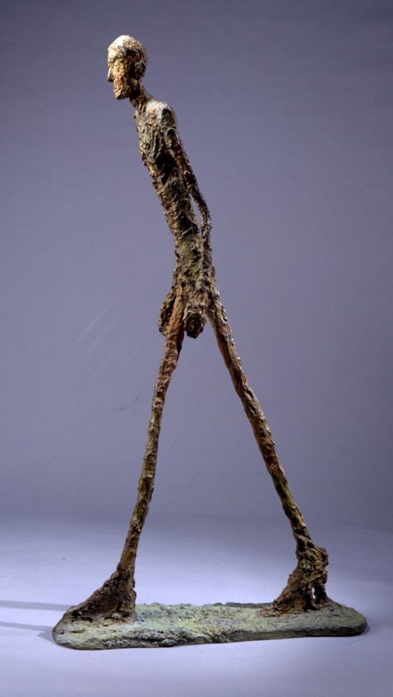 Giacometti, Existentialism & General Sculptural Discomfort (2/3)
