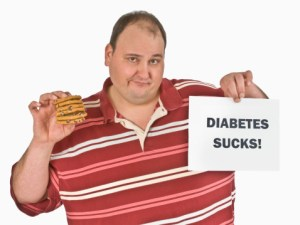 Diabetes = too much fat
