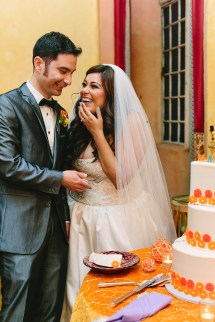 Married Jeanine & Aaron Figueroa Hotel Los Angeles