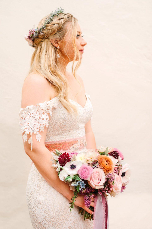 Bride at Darlington House - www.marycostaweddings.com