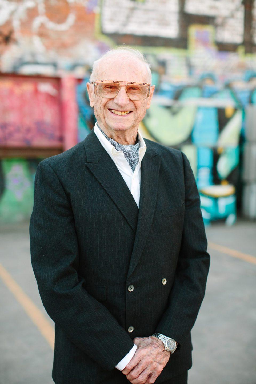 Groom's stylish grandfather www.marycostaweddings.com