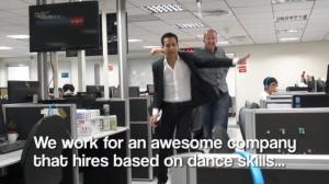 dance skills