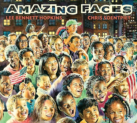 Amazing Faces cover.