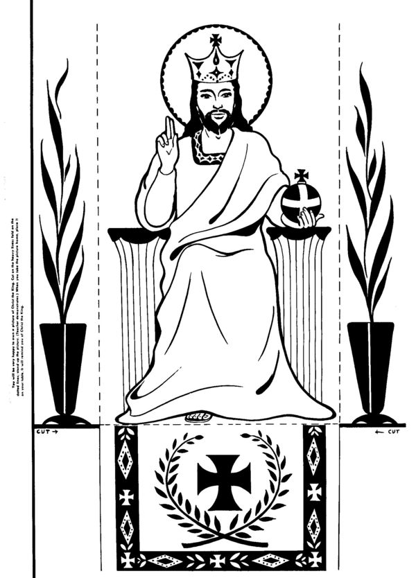 O Night Divine: For Christ the King
