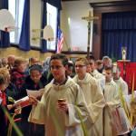 Monday of Holy Week