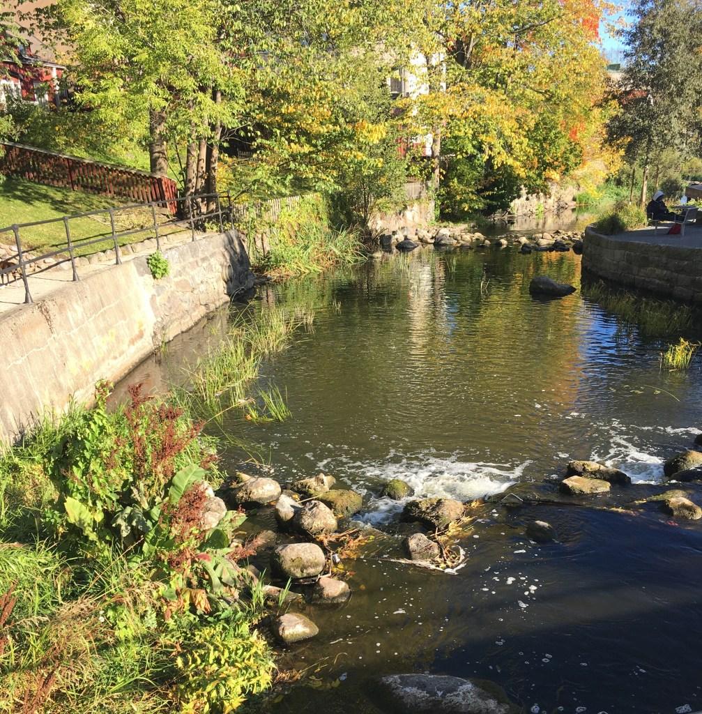 Bloggar ute på landet, en härlig helg i skärgården