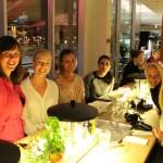 Tack fina Clara för bilden! Från vänster: Sandra, Moa, Maryem (jag), Mona, Paulina och Victoria. Fotograf var Clara Löfvenhamn