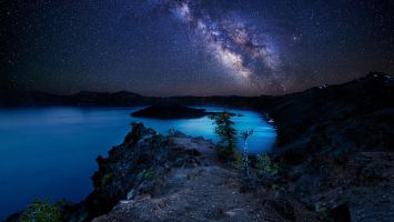 Sacred Places, Crater Lake
