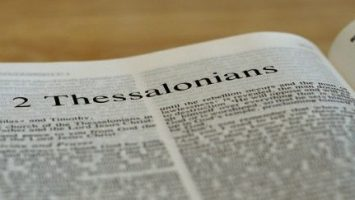 Bible Reading, The Book of II Thessalonians