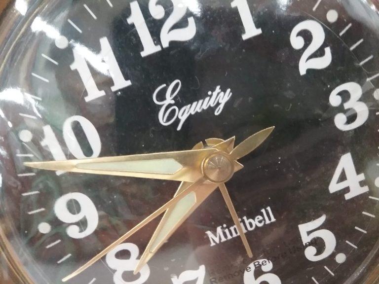 Equity clock, 2018.