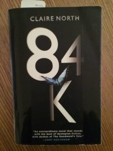 84K by Claire North.