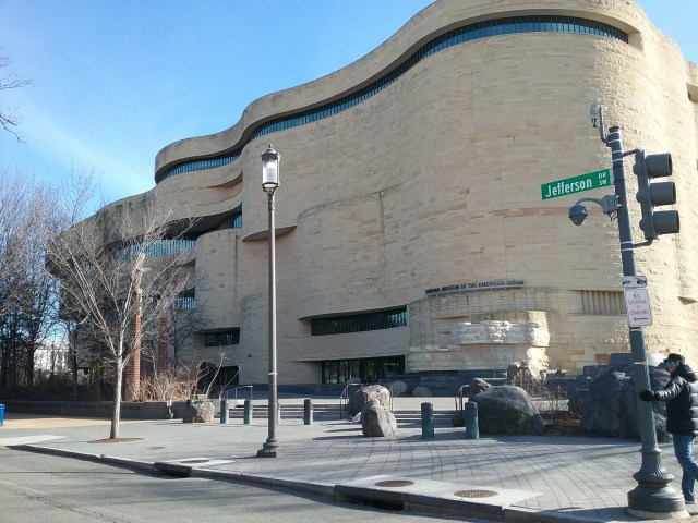 National Museum of the American Indian, 2019.
