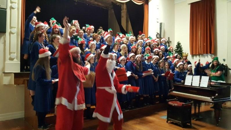 6th Year Carol Service 3