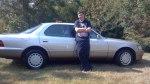 connor's car