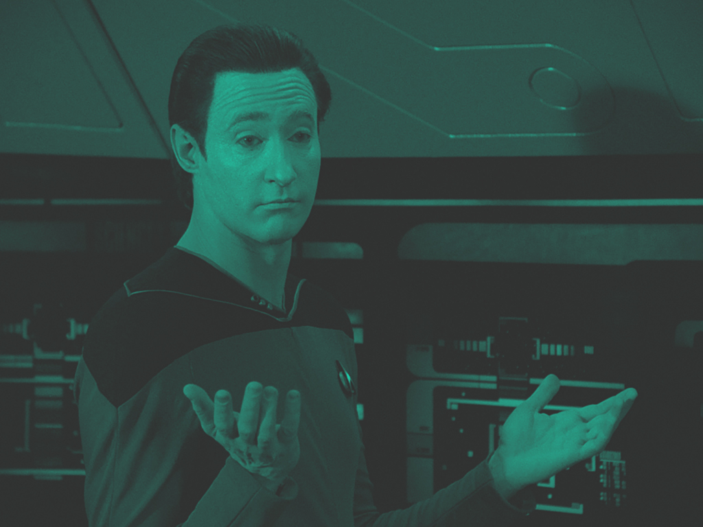 Commander Data Says you should read these articles