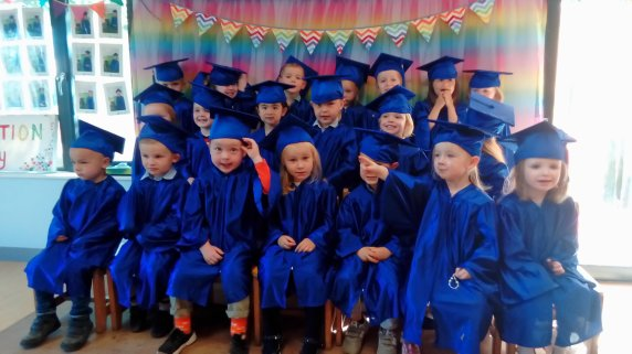 Little Ladybirds Graduation