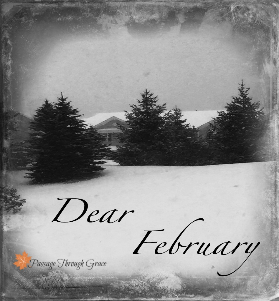Dear February