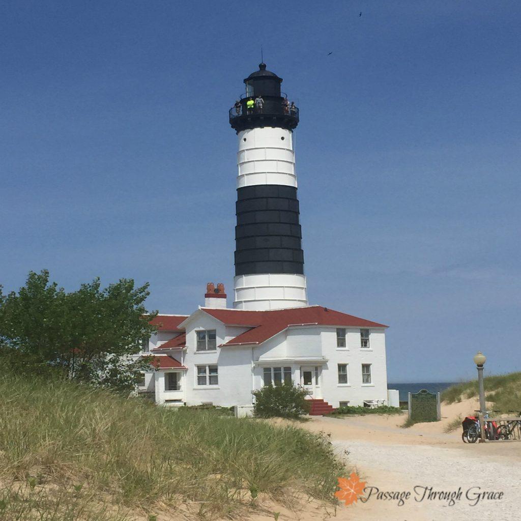 dear June-lighthouse
