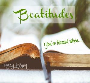 Sabbath Offerings ~ Beatitudes
