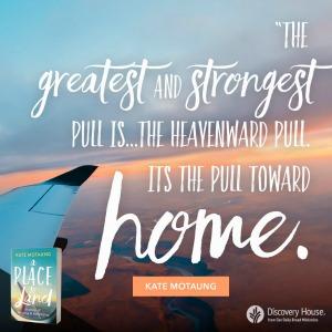 A Pull Heavenward ~ A Book Review