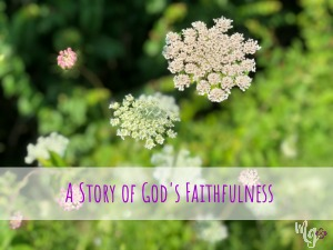 Tell His Story: A Story of God's Faithfulness