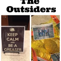 The Outsiders Book Club for Kids