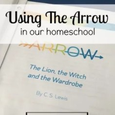 This is our language arts plan to use the Brave Writer Arrow guides in our homeschool.