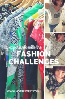 Fashion Challenges