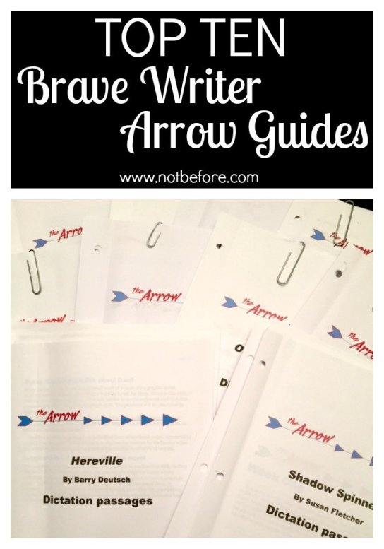 brave-writer-arrow
