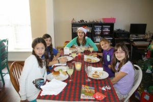 Advent Dinner