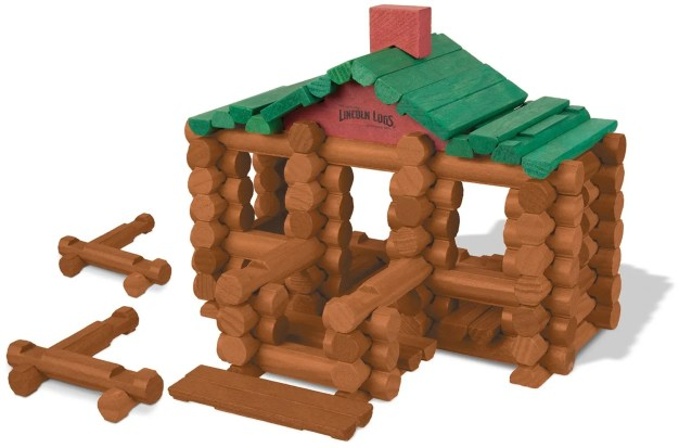 building Toys - Lincoln Logs