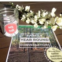 Conversation Starters for Families to use All Year Long