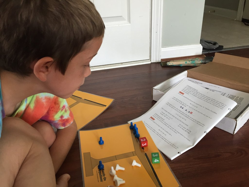 Hands On Equations Review