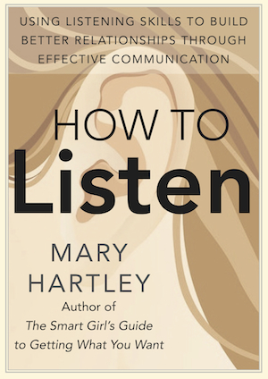 How to Listen is my latest book and aims to help you to build better relationships with effective communication. You can buy the book at Amazon.