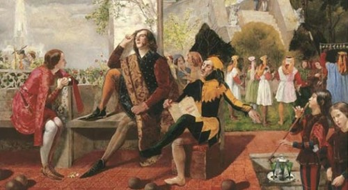 Viola in Twelfth Night had the confidence to dress as a man.