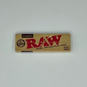 RAW Natural Unrefined Rolling Paper